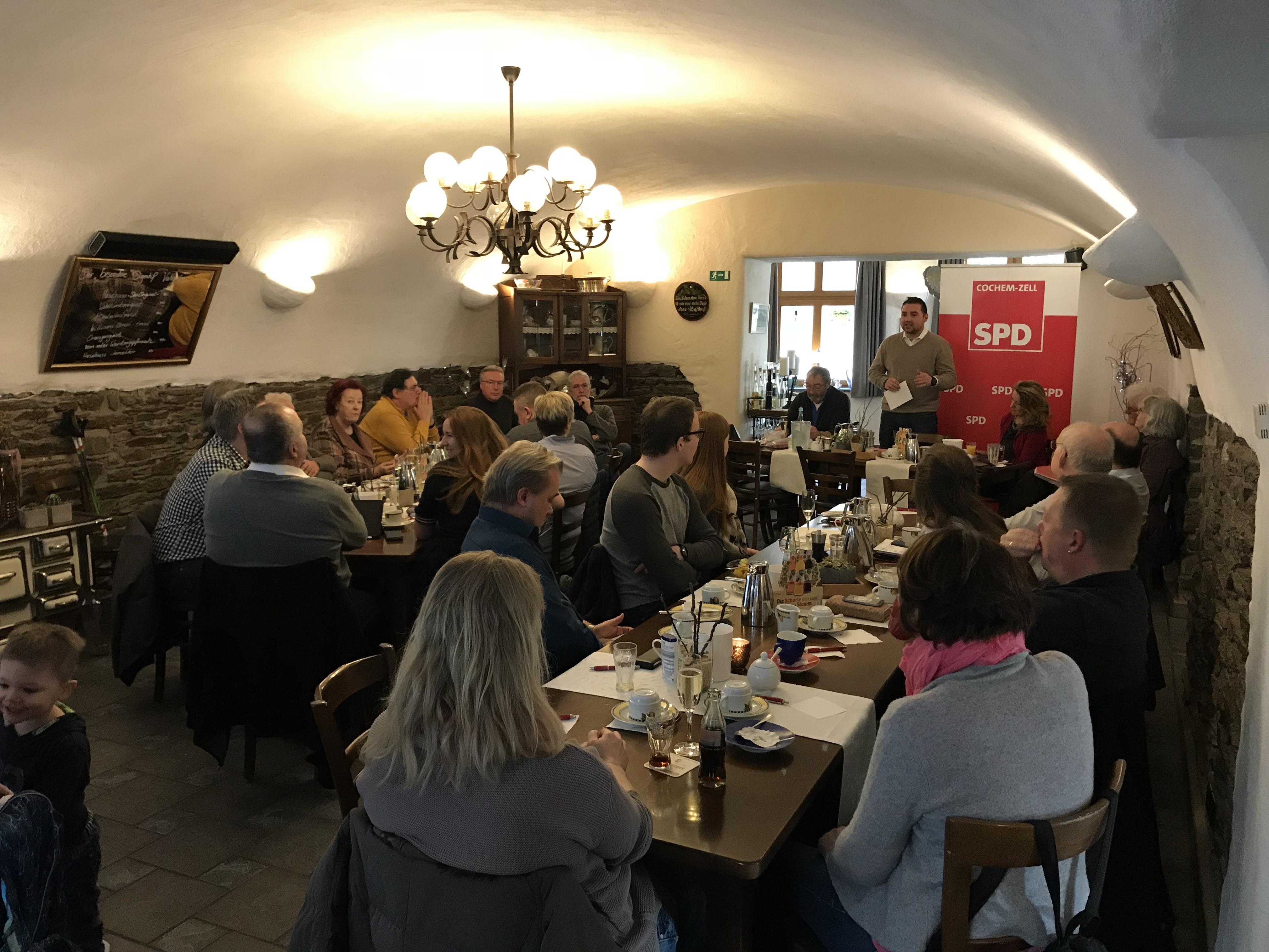 Basiskonferenz GroKo SPD COC 2018