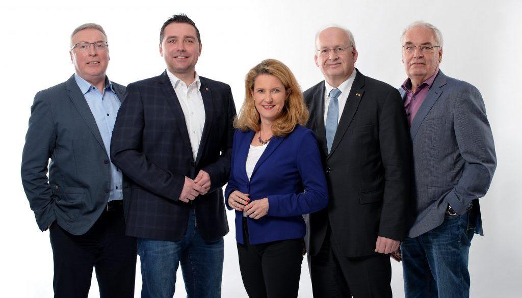 Foto Spitzenkandidaten SPD COC 2019