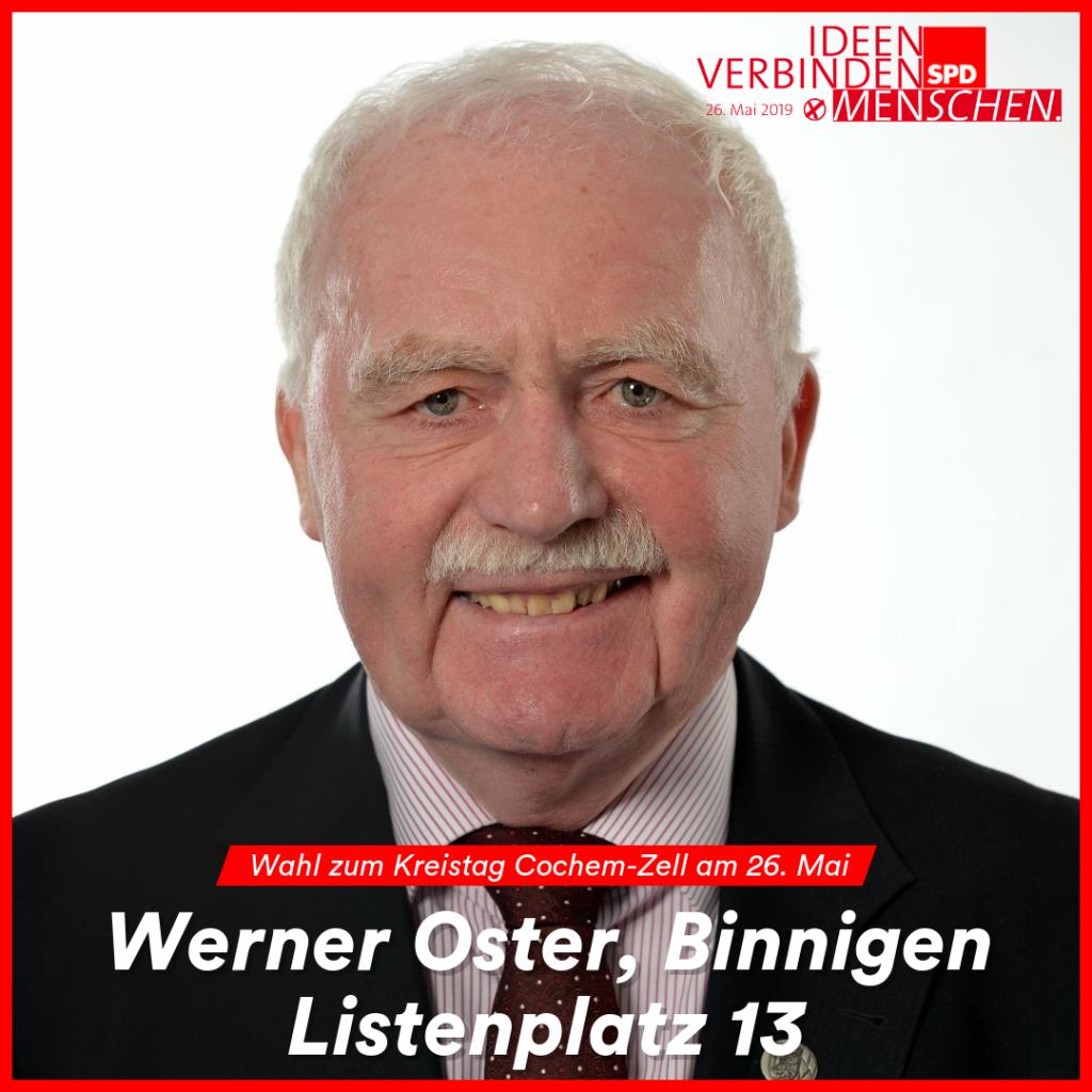 13 Werner Oster FB